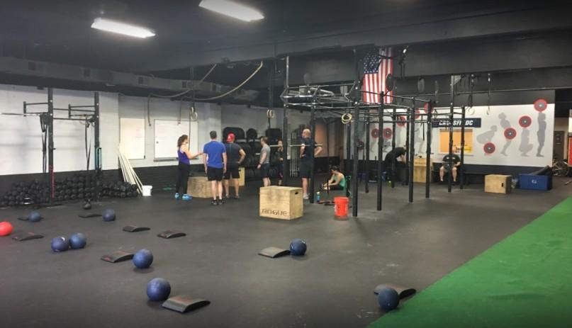 CrossFit DC Washington