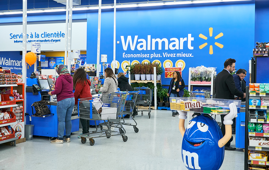 How Walmart Became One of the Biggest Companies in the US