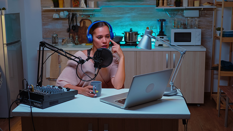 What Are The Benefits Of Starting a Podcast For Your Organization
