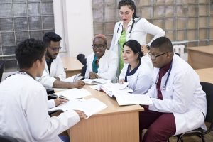 Healthcare internships from International Medical Aid