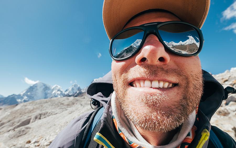 Ultra-wide Lens sunglasses