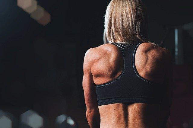 fitness ad