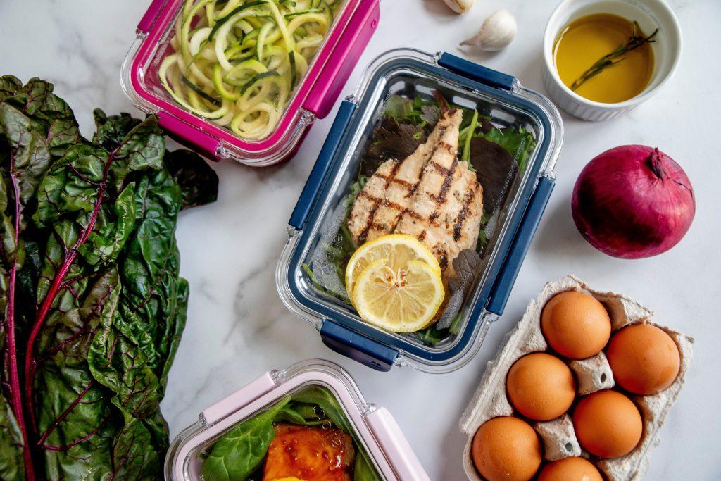 Healthy meal prep meal ideas