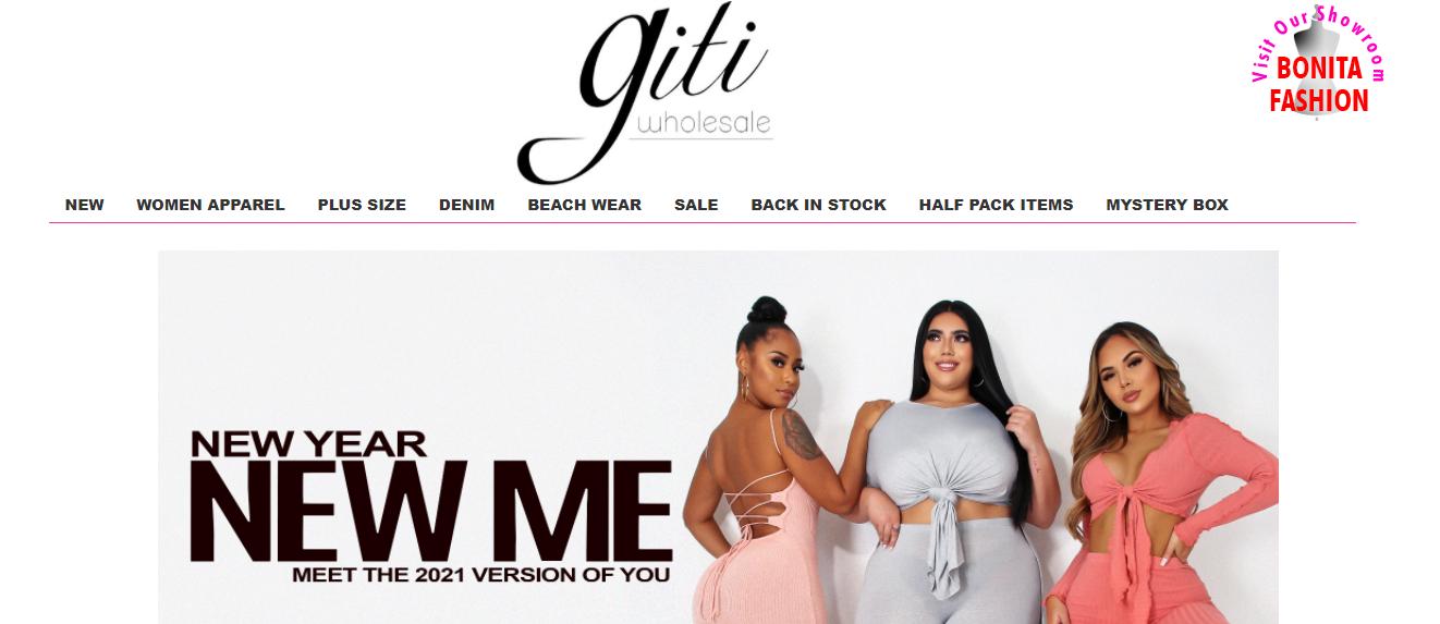 giti wholesale clothes in miami