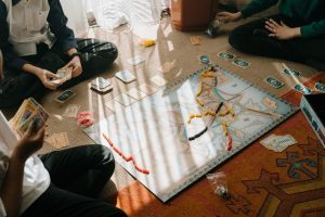 Indoor Games to Play During the Pandemic