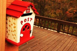 Mailbox for homes