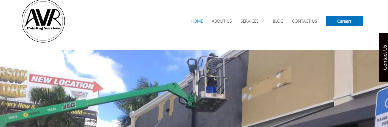 AVR Painting Services in Miami