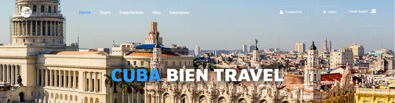 Cuba Bien Travel Agency in Miami