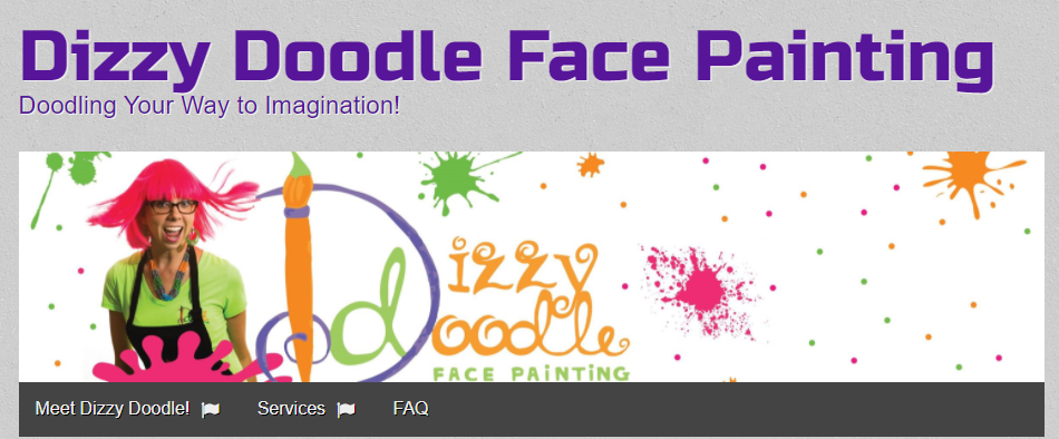 Ballon and Face Painting Services in Miami