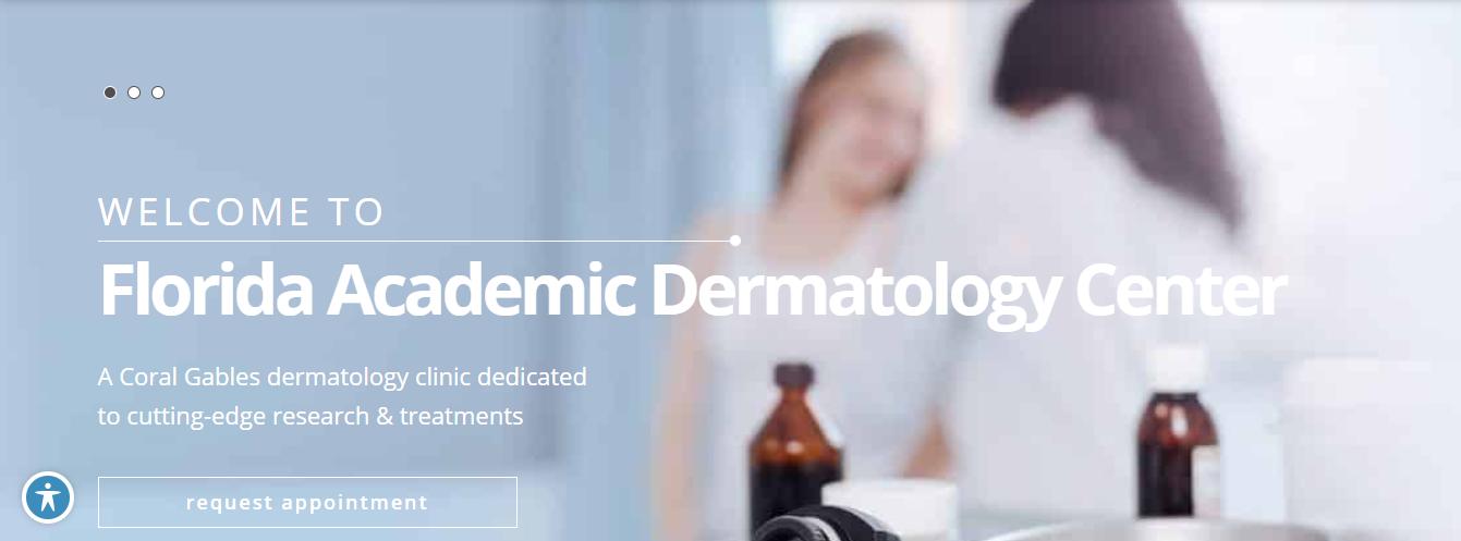 Florida Academic Dermatology Center in Miami