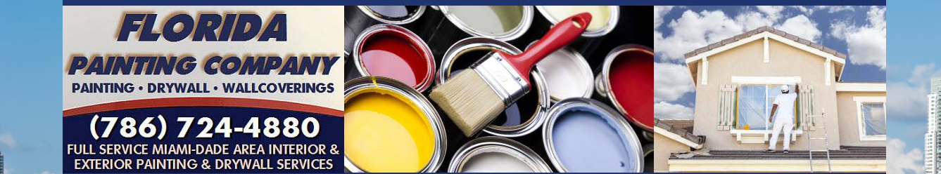 Florida Painting Company in Miami