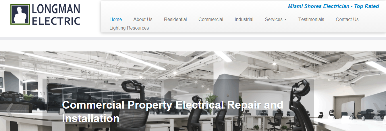 Longman Electric Services in Miami