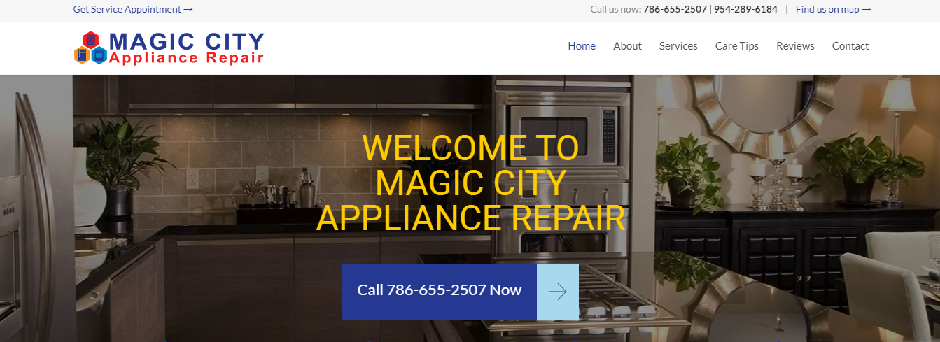Magic City Appliance Repair in Miami