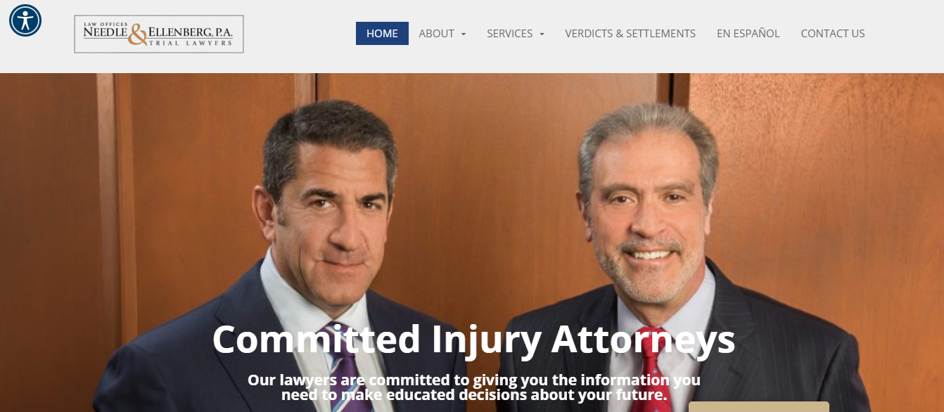 Needle and Ellenberg medical malpractice lawyers in Miami