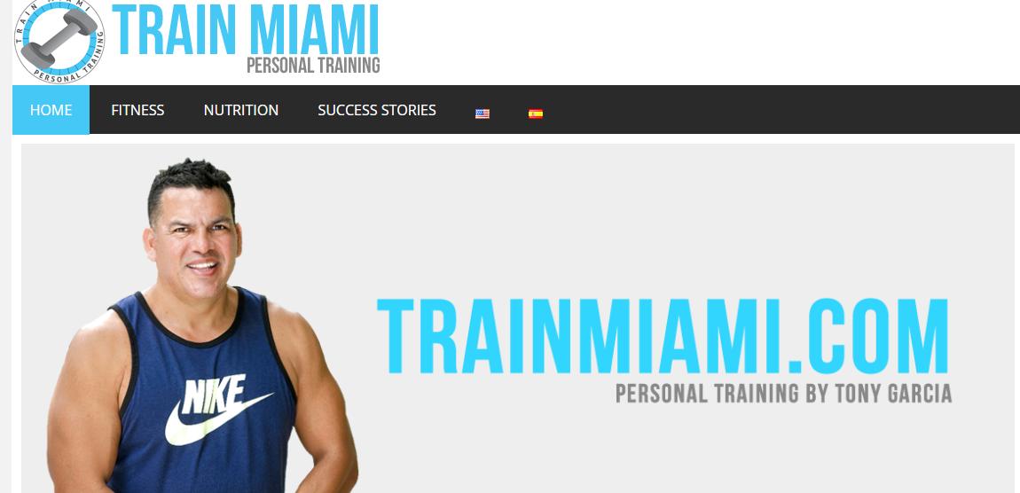 train miami personal training
