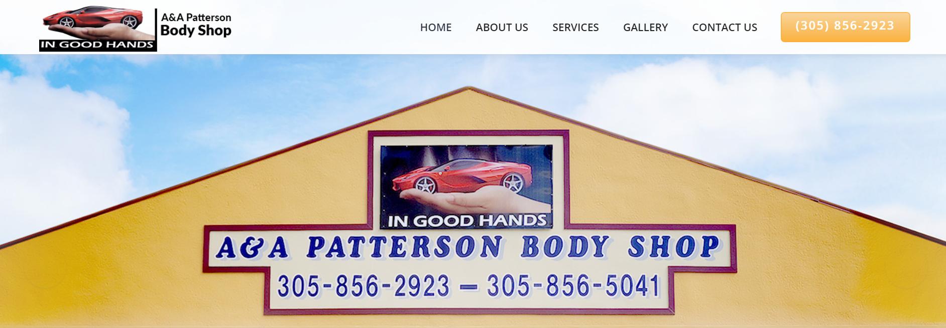 A & A Patterson Body Shop in Miami