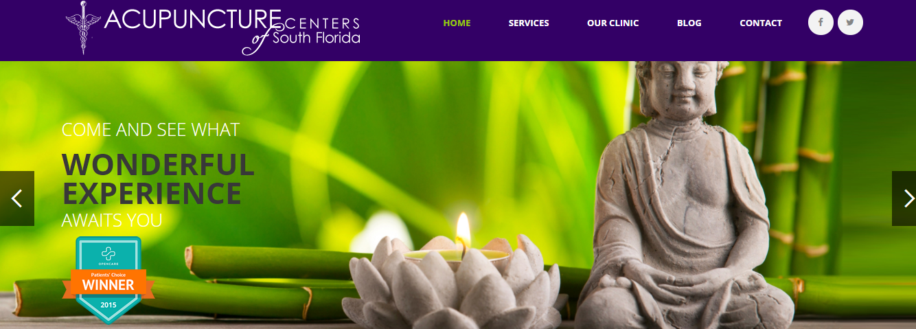 Acupuncture Centers Of Miami, South Florida