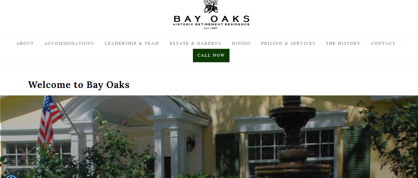 Bay Oaks Aged Care Home in MiamiBay Oaks Aged Care Home in Miami