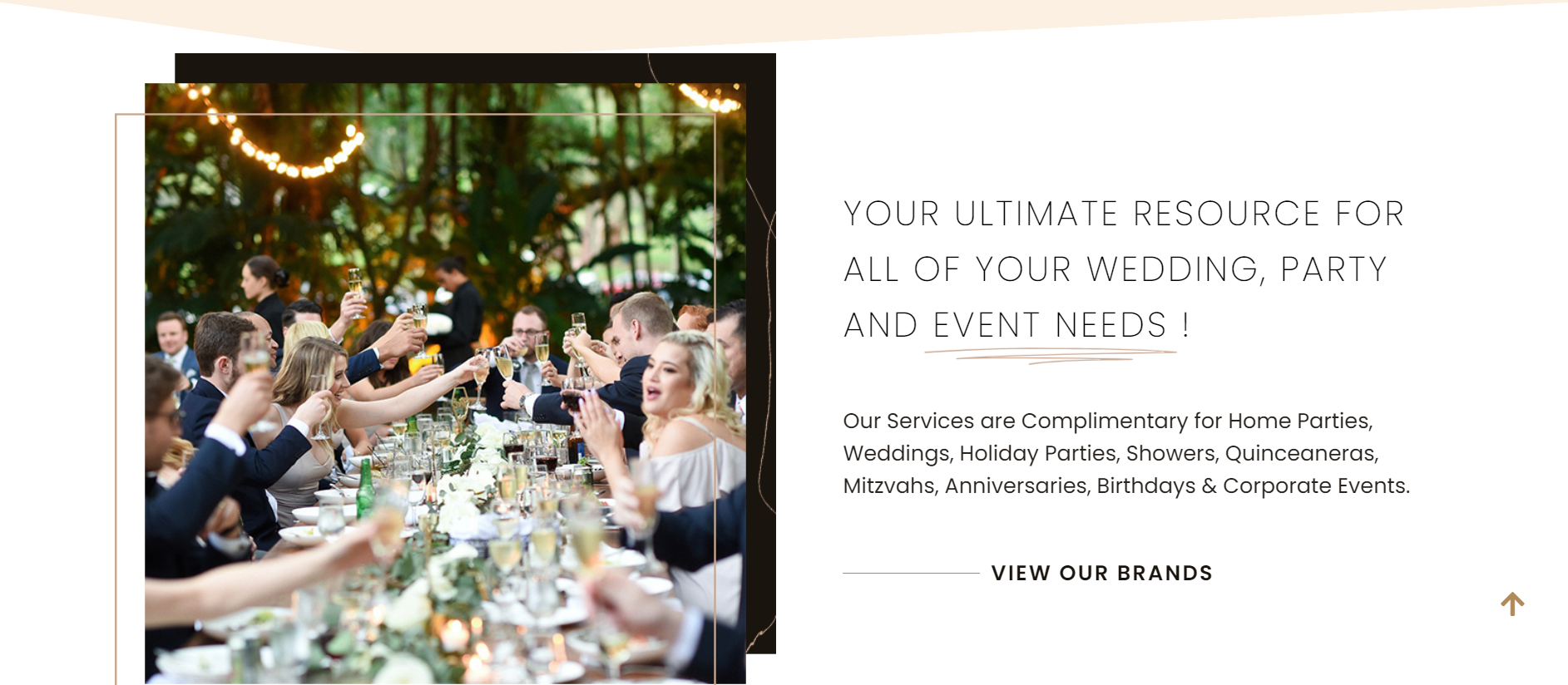 Bill Hansen Catering and Event Production in Miami
