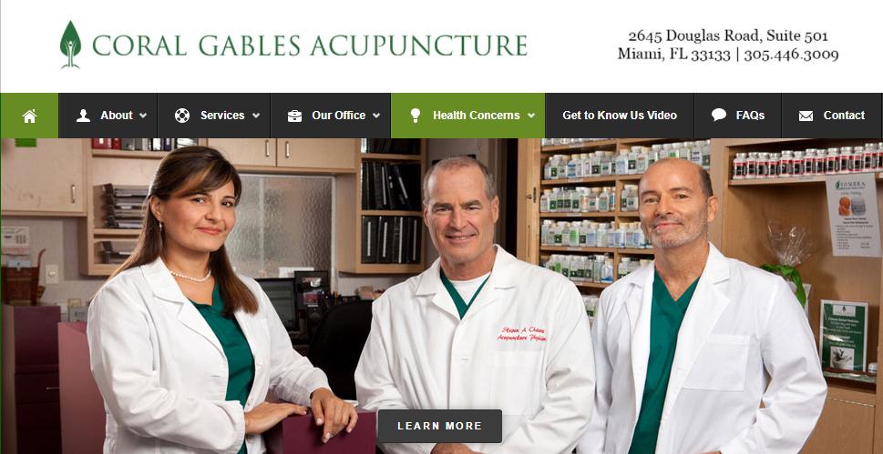 Coral Gables Acupuncture & Herbal Medicine in Miami