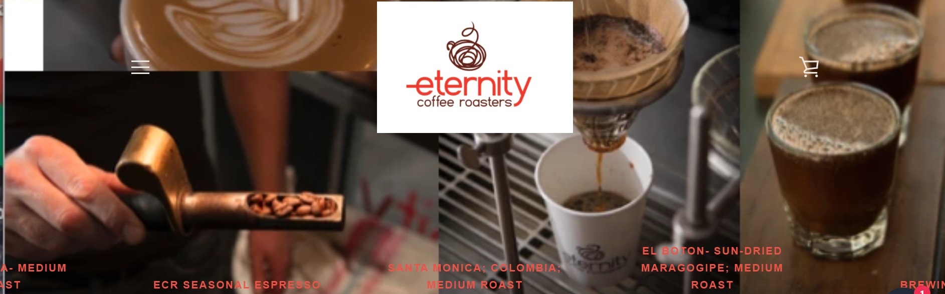 Eternity Coffee Roasters Cafe in Miami