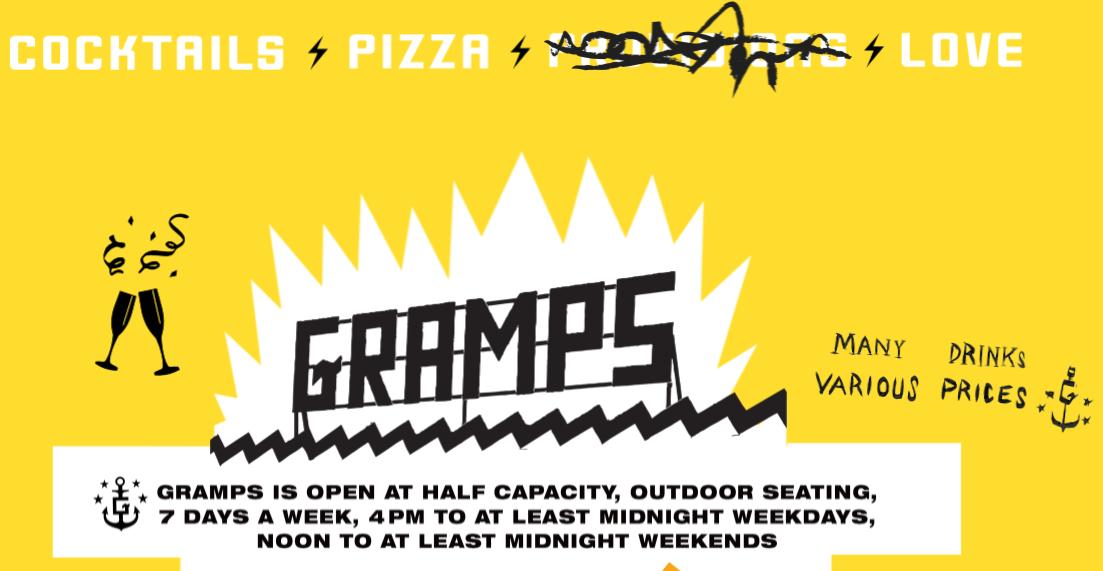Gramps Bar in Miami