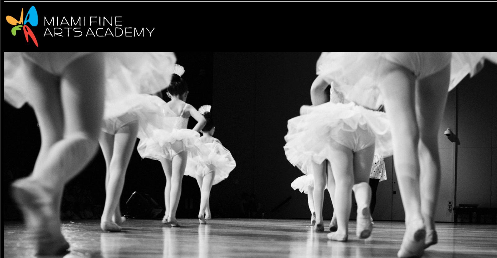 Miami Fine Arts Academy Dance School
