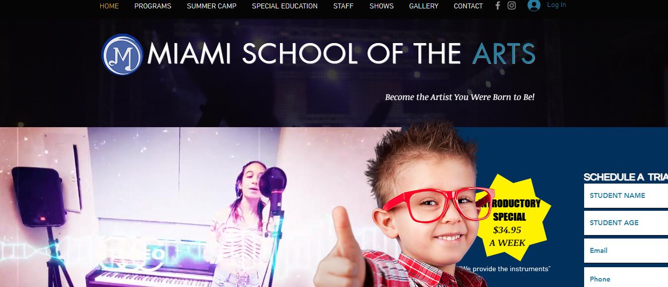 Miami School of the Arts & Music