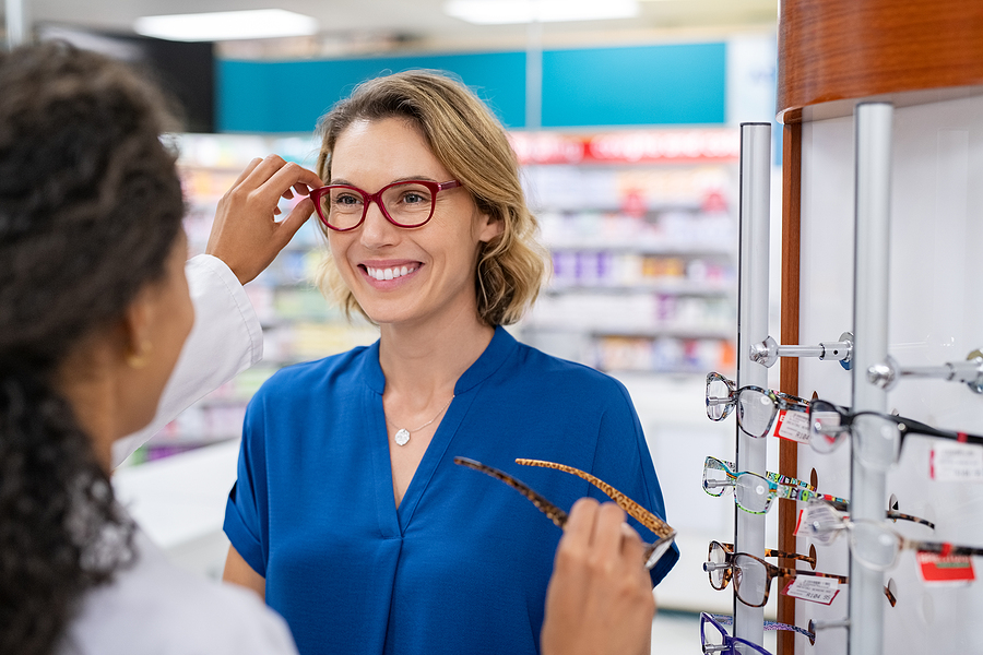 What are the right eyeglass frames for you
