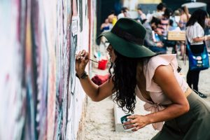 5 Tips for Becoming a Professional Mural Artist